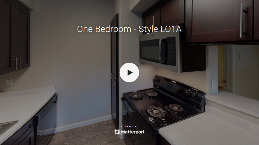 One Bedroom - Style LO1A