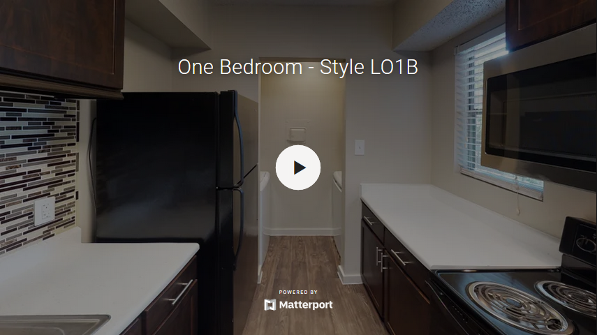 One Bedroom - Style LO1B