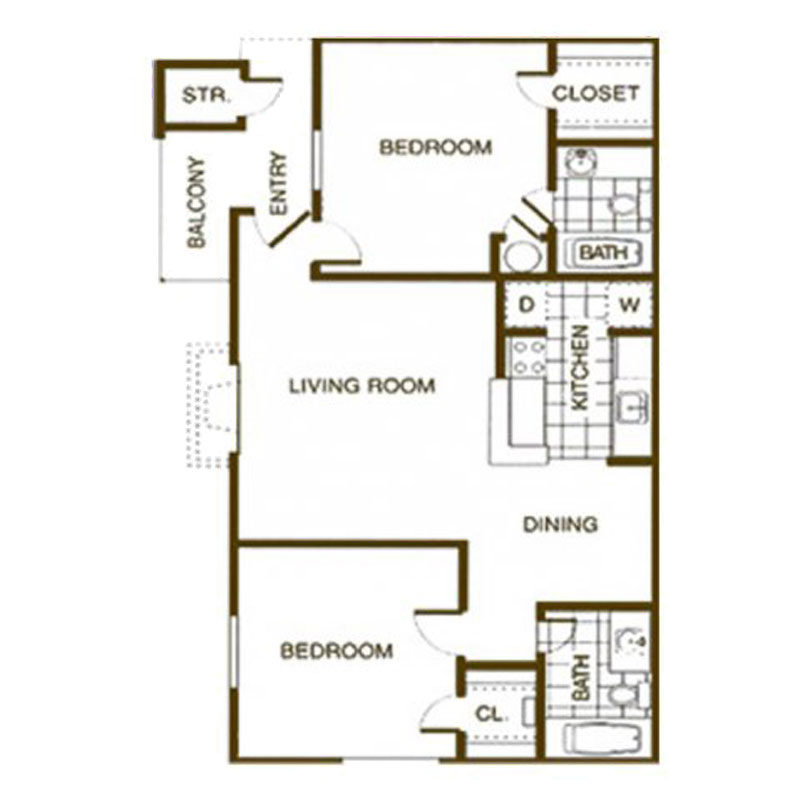 Medical Center Apartments: Broadstone On Medical Apartments