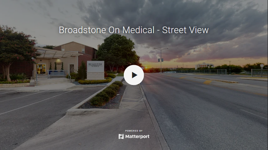 Broadstone On Medical - Street View